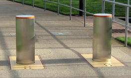 TERROR STOPPER PAS 68 AUTOMATIC BOLLARDS image