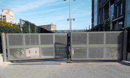 AUTOMATIC SWING GATES image
