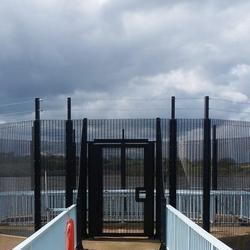 MANUAL SWING GATES SR2 by Zaun Limited