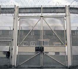 PRISON GATES image
