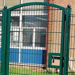 Pedestrian Gates By Zaun Limited