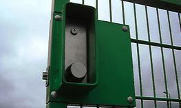 SECURITY GATE LOCKS image