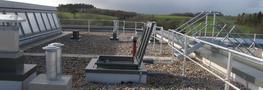 Roof Access Hatches - Zefyr Ltd