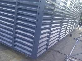 Robertson Ventilation Solutions - Acoustic Louvre image