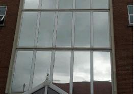 Daylight Hours One Way Privacy Window Film image