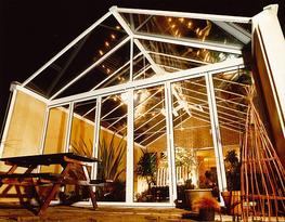Roofing available in a selection of types and sizes to be used for anything including lean-tos, roof-lanterns, roof-lights, conservatories, and sunrooms.  Aluminium roofing can act as a major design element to any building's architecture as well as increasin...