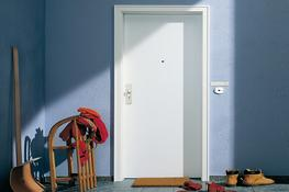 Apartment doors image