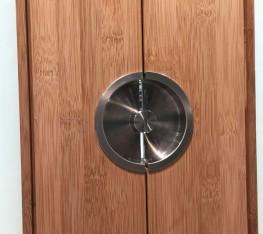 DSI-3250 Sliding Door Handle - Sugatsune Kogyo UK Ltd