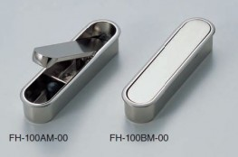 FH-100M - Recessed Lever Pull ('Stay' and 'Return' Types) image