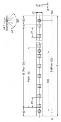 AP-DM / AP-DH - Shelf Standards - Sugatsune Kogyo UK Ltd