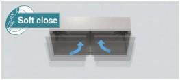 LIN-X600 - Parallel Motion Concealed Hinge - Sugatsune Kogyo UK Ltd