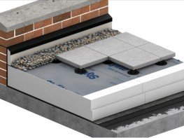 Stylite Inverted Roof Insulation image