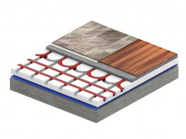 Stylite Routered UFH Insulation image