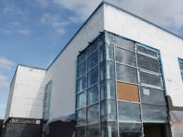 Stylite External Wall Insulation (EWI) - Styrene Packaging & Insulation Ltd