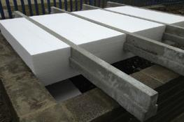 EPS Insulation - Stylite T Beam Suspended Floor (Expanded Polystyrene) - Styrene Packaging & Insulation Ltd