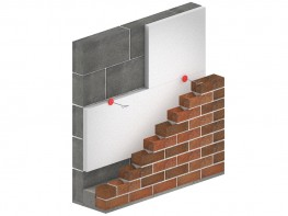 Stylite Partial Fill Cavity Insulation image