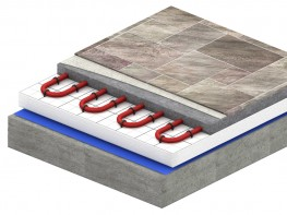 Stylite EPS Gridboard for Underfloor Heating image
