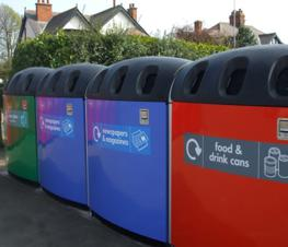Street Recycling Centre image