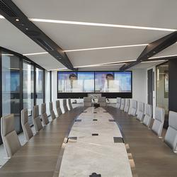 Cloud Panels By Stretched Fabric Systems Trading Name Of