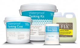 StoneFix Waterproof Tanking Kit image