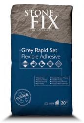 StoneFix Grey Rapid Flexible Adhesive image