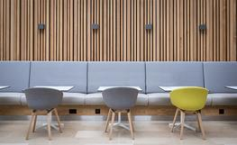 Bespoke acoustic panels and joinery image