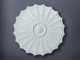 CC2 Small Adam Ceiling Rose image