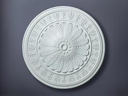 CC10 Feather Ceiling Rose image