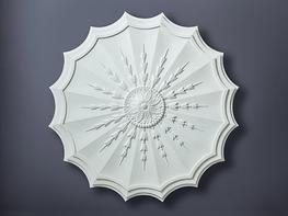 Large Robert Adam ceiling rose  Diameter:978mm
