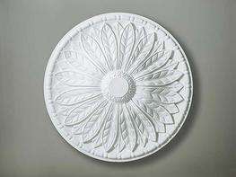 CC13 Water Leaf Ceiling Rose image