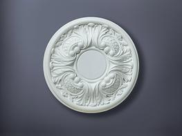 CC17 Small Ornate Ceiling Rose image