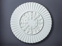 CC14Fluted Acanthus Rose image