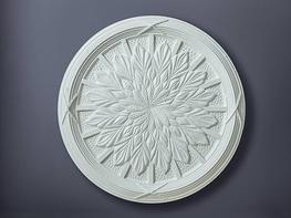 CC15 Ribbon Ceiling Rose image