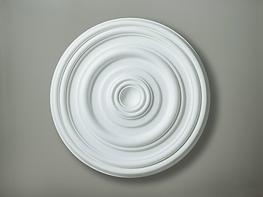 CC22 Large Plain Ceiling Rose image