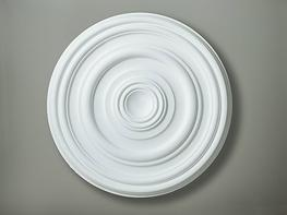 CC21 Small Plain Ceiling Rose image