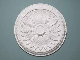 CC28 Laurel Leaf Ceiling Rose image