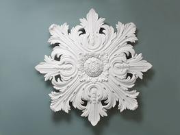 CC37 The Rococo Ceiling Rose image