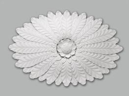 CC39Palm Oval Ceiling Rose image