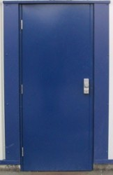 Top quality internal and external steel and louvred doorsets – Nationplus range image