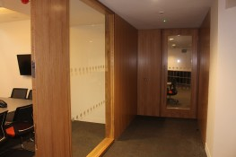 Top quality internal glazed timber screens – Natraglaze range - Stemko Group Ltd