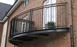 Walk-On Balconies image