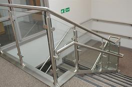 Stainless Steel Balustrade image