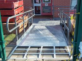 Ramps - Wheelchair Ramps by Steelcraft Ltd