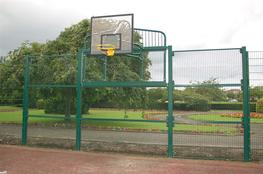 Sports Mesh Fencing image