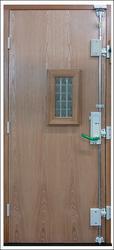 Security Doors Whitehall Doorset image