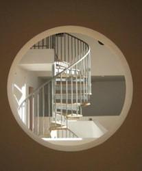 Spiral Internal Stairs image