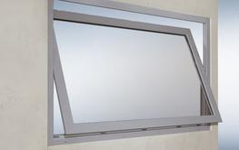 Windows Aluminium (SMART) – Horizontal Pivot image