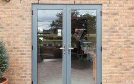 Doors Aluminium (SMART) – French Doors image