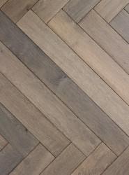 Oak Herringbone Toroni Flooring - Solid Floor