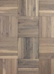 Oak Mosaic Flooring image